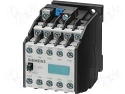 Siemens - Siemens / 24 VDC 16A Yardımcı Kontaktör (5NO+5NC) / 3TH4355-0BB4