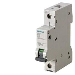 Siemens - Siemens-25a; 1 Fazlı; 70mm Otomat; Anahtarlı Otomatik Sigorta; 10ka; B Tipi; Çabuk Karakterli-5sl6125-6