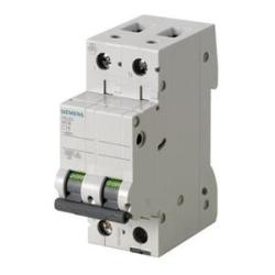Siemens - 25a; 1 N; 5sl Classic Anahtarlı Otomatik Sigorta; 6ka; B Tipi; Çabuk Karakterli
