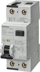 Siemens - Siemens / 2x6A 300 mA Kaçak Akım Rölesi 4.5kA / 5SU1653-1KK06