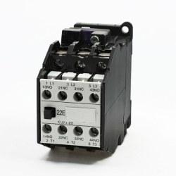 Siemens - Siemens / 4 kW 3 Kutup 230 VAC Güç Kontaktörü (1NC) / 3TF4001-0AP0