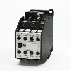 Siemens - Siemens / 4 kW 3 Kutup 230 VAC Güç Kontaktörü (1NO+1NC) / 3TF4011-0AP0
