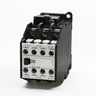 Siemens-4 kW 3 Kutup 230 VAC Güç Kontaktörü 1NO-3TF4010-0AP0
