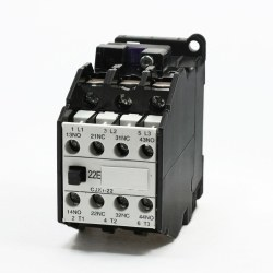 Siemens - Siemens / 4 kW 3 Kutup 230 VAC Güç Kontaktörü (1NO) / 3TF4010-0AP0