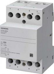 Siemens - Siemens / 40A 230 VAC İnsta Kontaktörü (2NO+2NC) / 5TT5842-0