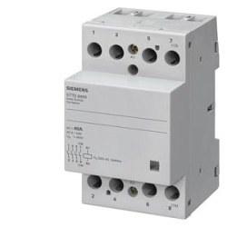 Siemens - Siemens / 40A 230 VAC İnsta Kontaktörü (4NO) / 5TT5840-0