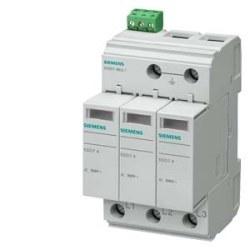 Siemens - C Sınıfı 3 Kutuplu Enversör Kontaklı Tn-C Sistemleri İçin 3 0 Devreli Aşırı Gerilim Sınırlayıcısı Parafudr