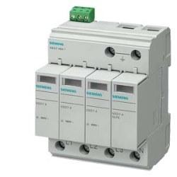 Siemens - C Sınıfı 4 Kutuplu Enversör Kontaklı Tt Ve Tn-S Sistemleri İçin 3 1 Devreli Aşırı Gerilim Sınırlayıcısı Parafudr