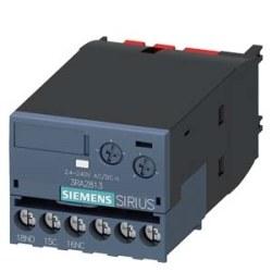Siemens - Siemens / Elektronik Yardımcı Kontak Bloğu Çekmede Gecikmeli 0.05-100s / 3RA2813-1AW10