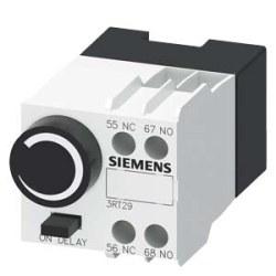 Siemens - Siemens / Pnömatik Zaman Rölesi Düşmede Gecikmeli 1-60s / 3RT2926-2PR11