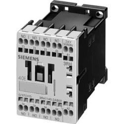 Siemens - Siemens / Sirius 24 VDC 6A Cage Clamp Yardımcı Kontaktör (4NO) / 3RH1140-2BB40