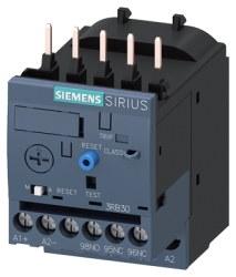 Siemens - Siemens / Sırıus Elektronik Termik Röle- Faz Korumalı- 1no 1nc Yardımcı Kontaklı 0,32-1,25a - Boy S00 / 3RB3016-1NB0