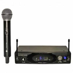 Topp Pro - Telsiz Mikrofon Seti (Receiver ve 1 adet El Mikrofonu)