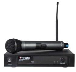 Westa - UHF 1 El Telsiz Mikrofon