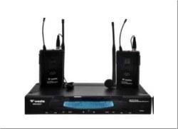 Westa - UHF Geniş Bant 2 Yaka Telsiz Mikrofon