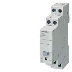 Siemens - Uzaktan Kumanda Darbe Akım Şalteri; Kum.Ger.230v; 2no