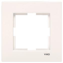 Viko - Viko / Karre Krem Tekli Çerçeve / 90960210