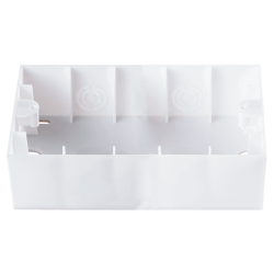 Viko - Viko / Karre - Meridian Beyaz 2'li Kasa / 90969004