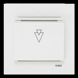 Viko - Viko / Karre - Meridian Beyaz Gecikmeli Standart Energy Saver / 90967051