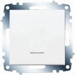 Viko - Viko / Karre - Meridian Beyaz Işıklı Anahtar / 90967019