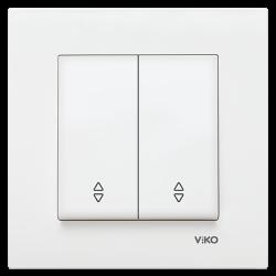 Viko - Viko / Karre - Meridian Beyaz Komütatör Vavien / 90967017