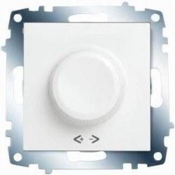 Viko - Viko / Karre - Meridian Beyaz Rotatif RL Dimmer 600W / 90967020