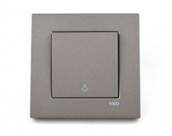 Viko - Viko / Novella Antrasit Light Anahtar / 92600003