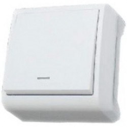 Viko - Viko - Vera Beyaz Işıklı Anahtar - 90681019