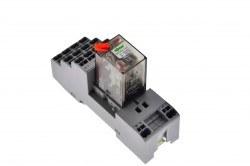 Wago - Wago / Ray Tipi 4 Kontak 5A 230 V AC Röle / 858-151